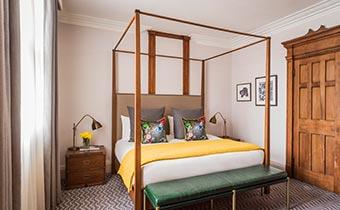 Kimpton Clocktower Hotel Suite